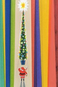 Santa's Christmas Tree by Stanley Cooke