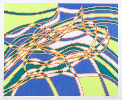 Untitled 3, from the Aquarius Suite