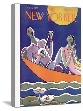 The New Yorker Cover - July 17, 1926