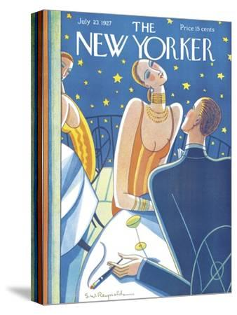 The New Yorker Cover - July 23, 1927