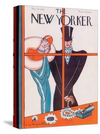 The New Yorker Cover - March 20, 1926