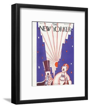 The New Yorker Cover - March 6, 1926