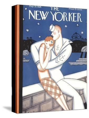 The New Yorker Cover - May 29, 1926