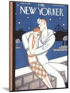 The New Yorker Cover - May 29, 1926 by Stanley W. Reynolds