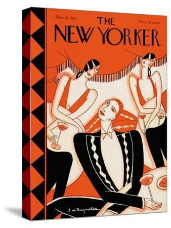 The New Yorker Cover - November 21, 1925