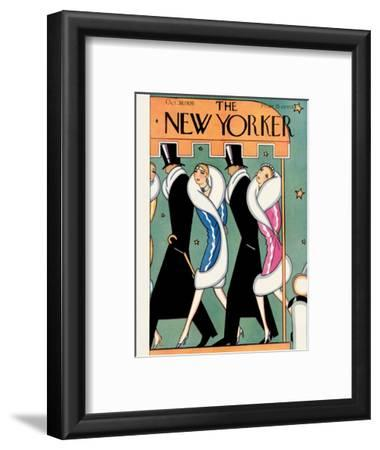 The New Yorker Cover - October 30, 1926