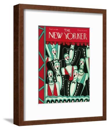 The New Yorker Cover - September 18, 1926