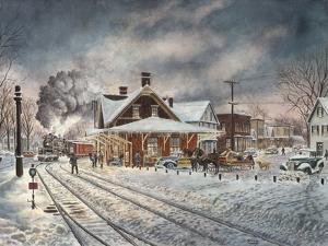 Wilton, N.H. by Stanton Manolakas