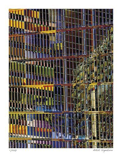 Staples Reflection II-Stephen Donwerth-Giclee Print