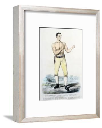 Tom Sayers, Champion of England