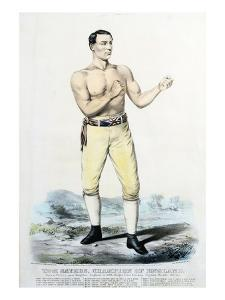 Tom Sayers, Champion of England by Stapleton Collection