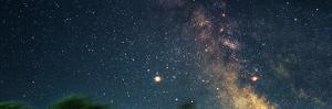 Star Fields of the Milky Way (Photo Illustration)