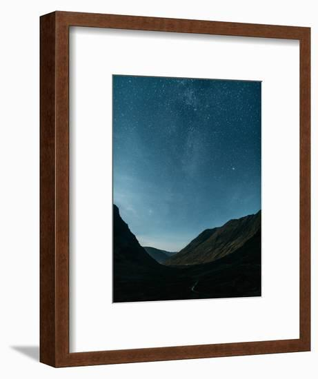 Star Light-Design Fabrikken-Framed Photographic Print