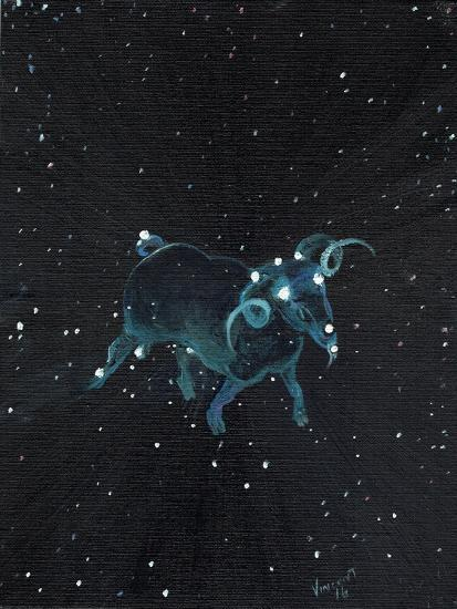 Star Sign - Aires, 2016-Vincent Alexander Booth-Giclee Print