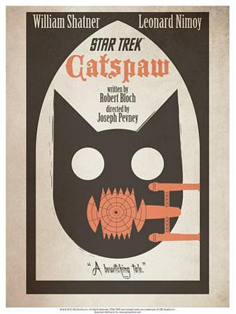 Star Trek Episode 36: Catspaw TV Poster