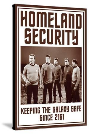 Star Trek- Homeland Security