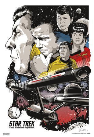 Star Trek - To Boldly Go