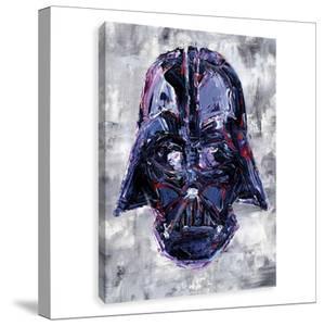 Star Wars Darth Vader Bust Printed Canvas