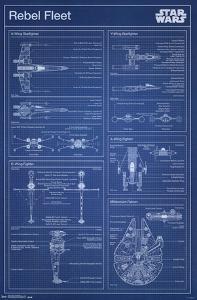 Star Wars- Rebel Blueprint