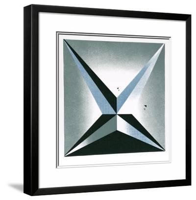 Star-Jack Brusca-Limited Edition Framed Print