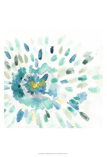 Starburst Floral I-June Erica Vess-Art Print