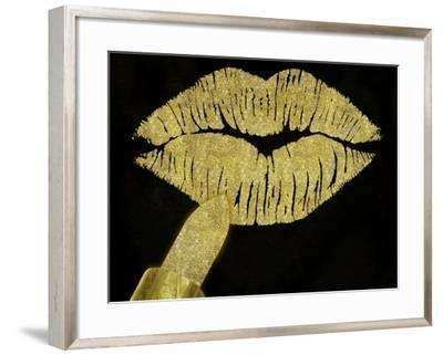 Stardust Kiss-Tina Lavoie-Framed Giclee Print