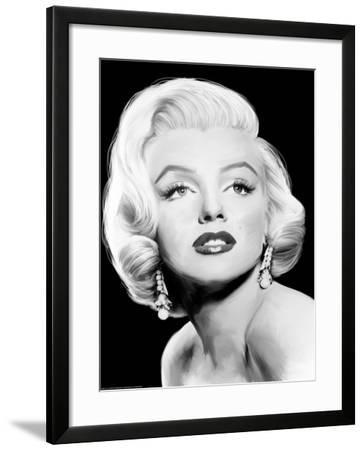 Stardust-Jerry Michaels-Framed Art Print