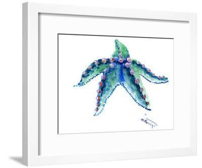 Starfish 3-Suren Nersisyan-Framed Art Print