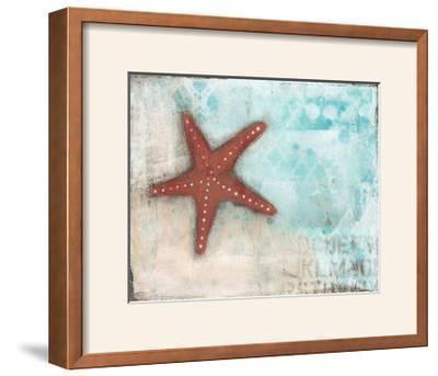 Starfish-Cassandra Cushman-Framed Photographic Print
