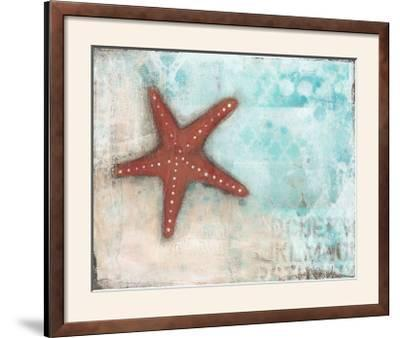 Starfish-Cassandra Cushman-Framed Photographic Print