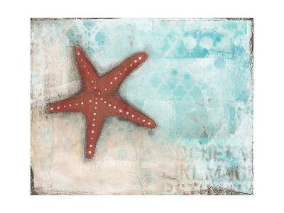Starfish-Cassandra Cushman-Art Print