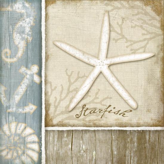 Starfish-Jennifer Pugh-Art Print