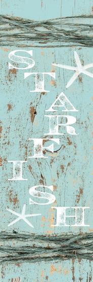 Starfish-Ramona Murdock-Art Print