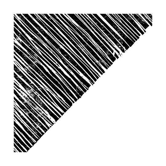 Starkly Lined B-THE Studio-Premium Giclee Print