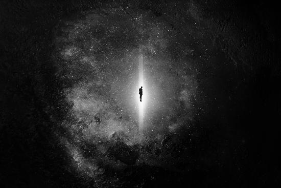 Starman-Alex Cherry-Art Print