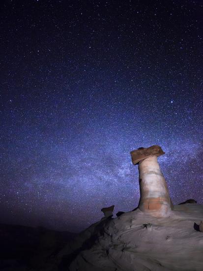 Starry Night in Arizona I-Moises Levy-Photographic Print