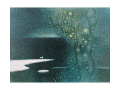 Stars from Sky to River-Yunlan He-Giclee Print