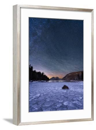 Stars On Ice-Michael Blanchette Photography-Framed Photographic Print