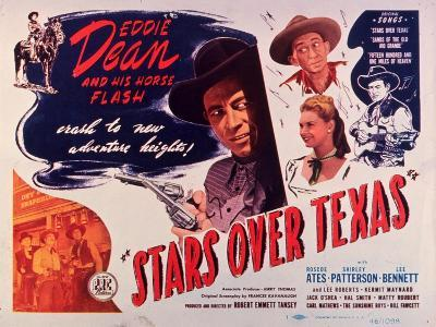 Stars Over Texas, 1946--Art Print