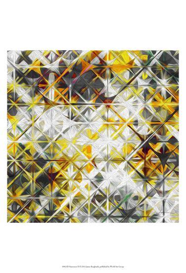 Starscreen II-James Burghardt-Art Print