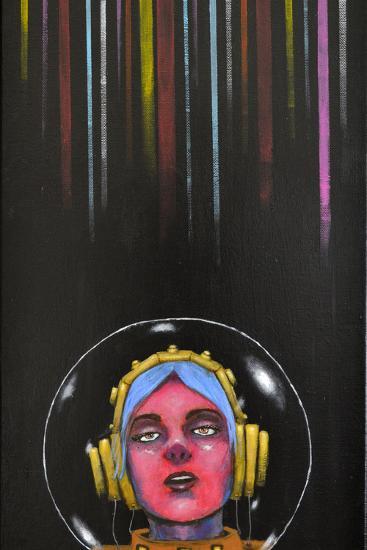 Starship-stella-Craig Snodgrass-Giclee Print