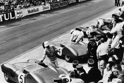 Start of the Le Mans 24 Hours, France, 1959