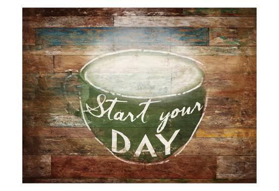 Start Your Day-OnRei-Art Print