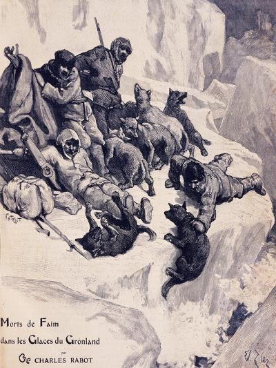 Starving to Death on Ice in Greenland--Giclee Print