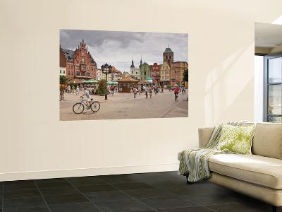 Stary Rynek (Old Market Square)-Witold Skrypczak-Wall Mural