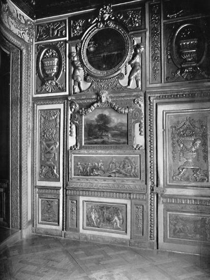 State Bedroom, Showing Alcove - Hotel Lauzen-Unknown-Photographic Print