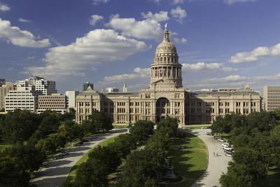 State Capital Building, Austin, Texas, United States of America, North America-Gavin-Photographic Print