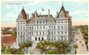 State Capitol, Albany, New York