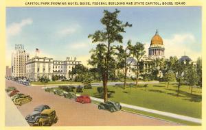 State Capitol, Boise, Idaho
