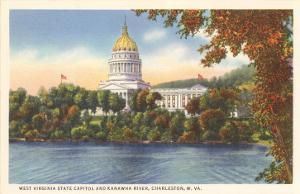 State Capitol, Charleston, West Virginia